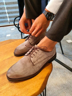 Exeltrends derby shoes